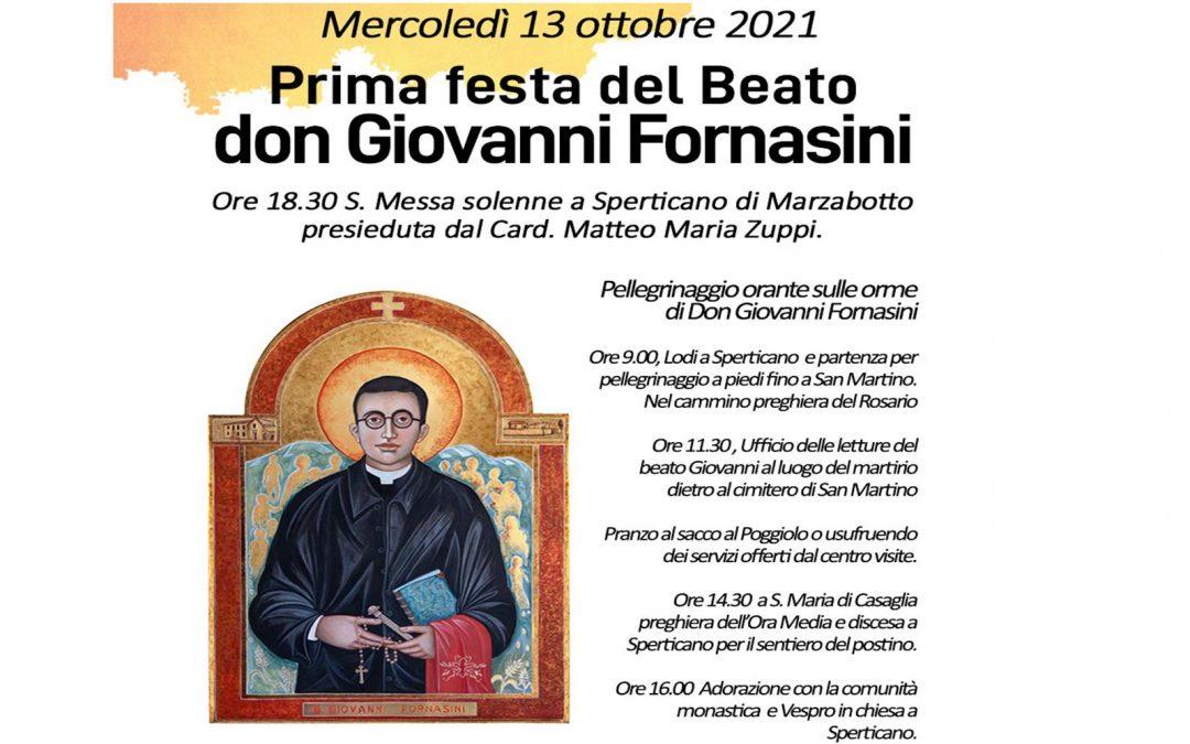 Don Giovanni Fornasini è beato